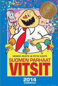 Suomen parhaat vitsit 2014