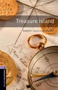 Oxford Bookworms Library: Treasure Island: Level 4: 1400-Word Vocabulary