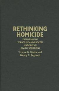 Cambridge Studies in Criminology