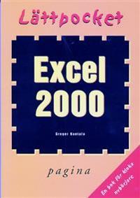 Lättpocket om Excel 2000