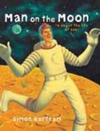 Man on the Moon - Simon Bartram - böcker (9781840113693)     Bokhandel