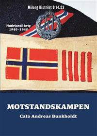 Motstandskampen - Cato Andreas Bunkholdt pdf epub