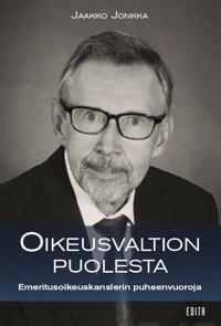 Oikeusvaltion puolustaja - Jaakko Jonkka | Laserbodysculptingpittsburgh.com