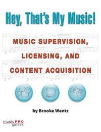 Hey, That's My Music!