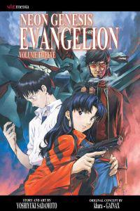 Neon Genesis Evangelion, Volume Twelve
