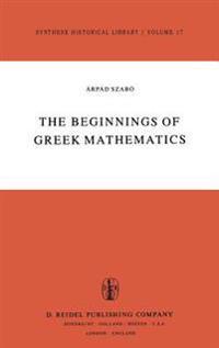 Beginnings of Greek Mathematics