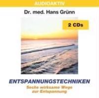 Entspannungstechniken. 2 CDs
