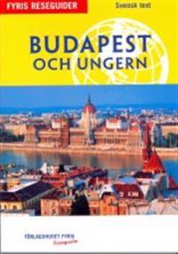 Budapest och Ungern : reseguide utan seprat karta