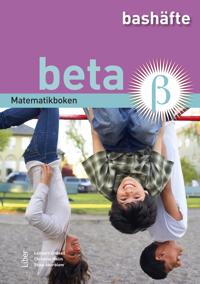 Matematikboken Beta Bashäfte