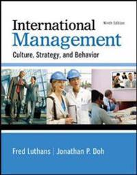 International Management: Culture, Strategy, and Behavior (Int'l Ed)