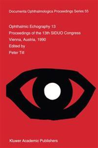 Ophthalmic Echography 13