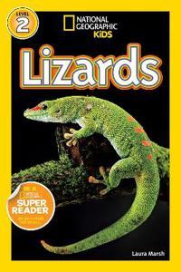 National Geographic Kids Readers  Lizards - Laura Marsh - böcker (9781426309229)     Bokhandel