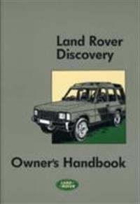 Land Rover Discovery Handbook 1989-90