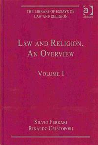 The Library of Essays on Law and Religion