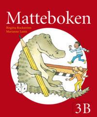 Matteboken Grundbok 3B