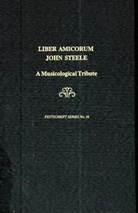 Liber Amicorum John Steele