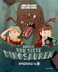 Jakten på den siste dinosauren - Jørn Lier Horst pdf epub