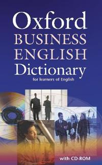 Oxford Business English Dictionary for Learners of English