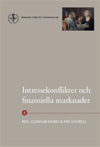 Intressekonflikter och finansiella marknader