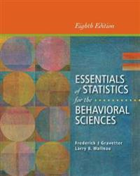 Essentials of Statistics for the Behavioral Sciences + Website