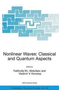 Nonlinear Waves