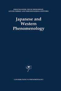 Japanese and Western Phenomenology