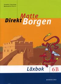 Matte Direkt Borgen 6B Läxbok