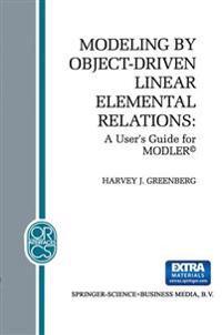 Modeling by Object-Driven Linear Elemental Relations