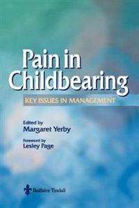 Pain Management in Childbearing
