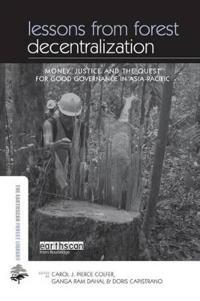 Lessons from Forest Decentralization