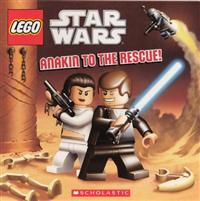 Lego Star Wars Anakin to the Rescue: 8x8 #2