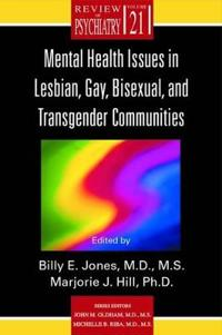 Mental Health Issues in Lesbian, Gay, Bisexual, and Transgender Communities