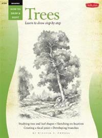 Drawing: Trees with William F. Powell