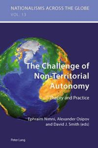 Challenge of non-territorial autonomy - theory and practice