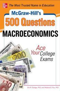 McGraw-Hill's 500 Macroeconomics Questions