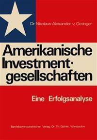 Amerikanische Investmentgesellschaften