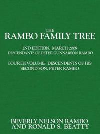 Rambo Family Tree