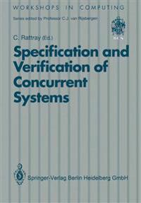 Specification and Verification of Concurrent Systems