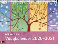 Förskolans väggkalender 2020-2021