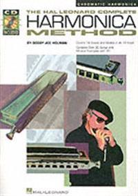 The Hal Leonard Complete Harmonica Method [With CD]