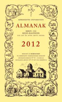 Universitetets Almanak Skriv- og RejseKalender 2012