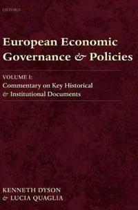 European Economic Governance and Policies
