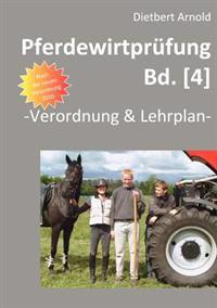 Pferdewirtpr Fung [Bd.4]