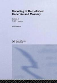 Recycling of Demolished Concrete and Masonry