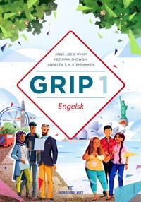 Grip 1 - Anne Lise Svendahl Kvam, Pezhman Showghi, Annelén Takita Aspestrand Stenbakken   Inprintwriters.org