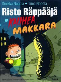 Risto Räppääjä ja kauhea makkara