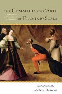 Commedia Dell' Arte of Flaminio Scala