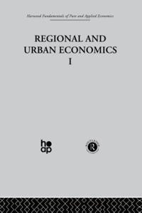 Regional & Urban Economics I
