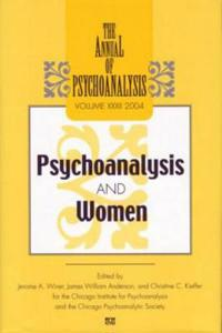 The Annual of Psychoanalysis, V. 32