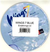 Wings 7 Blue Ersättnings elev-cd
